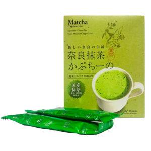 奈良抹茶かぷちーの